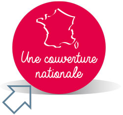 Une couverture nationale